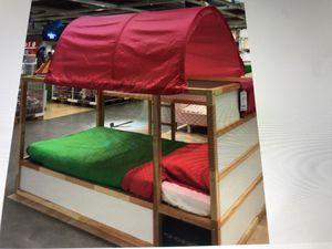 IKEA KURA BED TENTS ⛺️ for Sale in Pompano Beach, FL