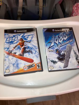 Ssx3 and 1080 avalanche $20 for Sale in Carson, CA