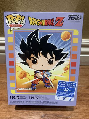 Funko Pop! Dragonball Z DBZ Goku Kamehameha Gamestop Exclusive Size S Available for Sale in Anaheim, CA