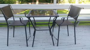 Free Patio Table Cushions Included Must Pick Up For