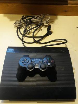 Playstation 3 super slim 500gb for Sale in Spanaway, WA