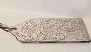 The Sheffield Silver Company vintage flat server for Sale in Tampa, FL