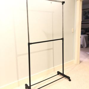Cloth Rack / Hanger With Wheels for Sale in Portland, OR