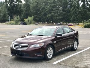 2010 Ford Taurus SE for Sale in Tacoma, WA