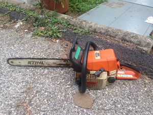 STHIL chainsaw for Sale in York, PA