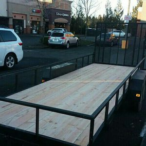 Trailer 6×20ft for Sale in Vancouver, WA