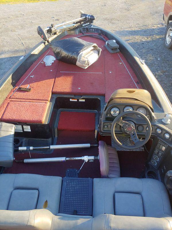1997 Procraft 185 pro Bass Boat