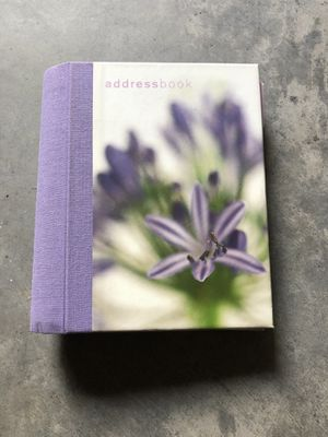 Address Book for Sale in Minneapolis, MN