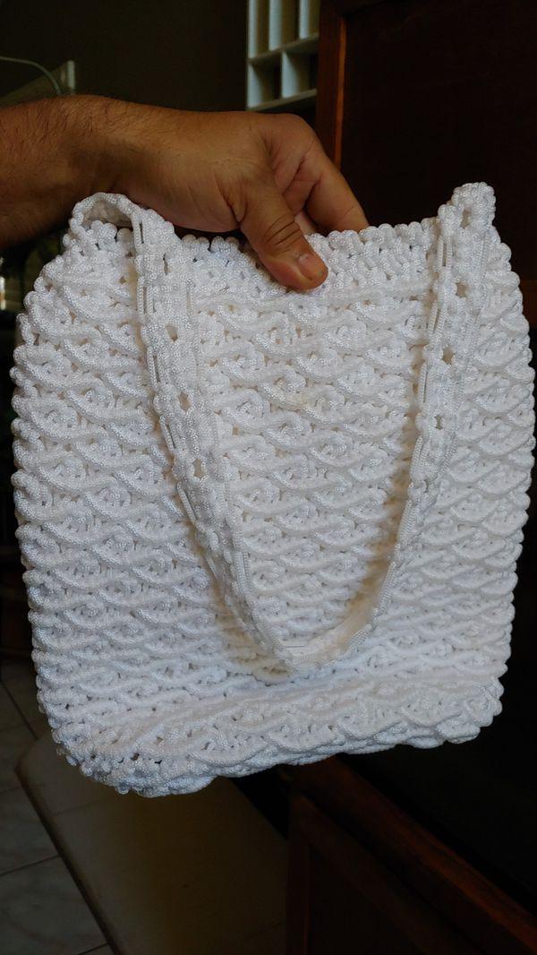 Embroider bag