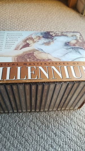 Classical Masterpieces of the Millennium CD collectors item for Sale in Long Beach, CA