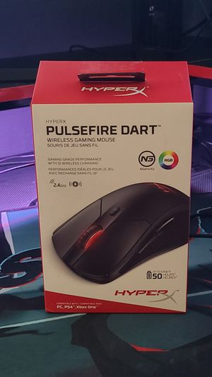 Wireless Gaming Mouse for Sale in Arlington, TX