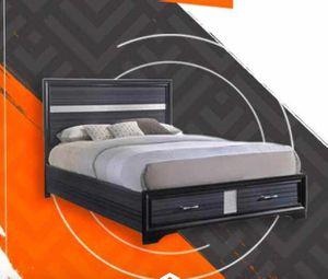 Queen bed new in box/ cama queen nueva en caja for Sale in North Miami Beach, FL