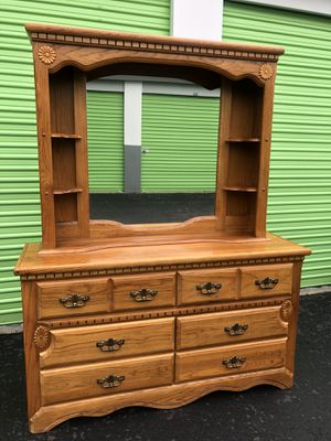 2 Piece Dresser for Sale in Vancouver, WA
