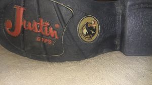 Womens Justin brand boots for Sale in Duncanville, TX