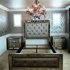 Brand new QUEEN AVA BEDROOM SET 4PC for Sale in San Francisco, CA