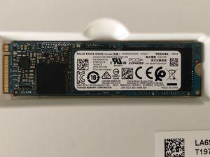 Toshiba SSD NVMe 256 GB for Sale in Miami, FL