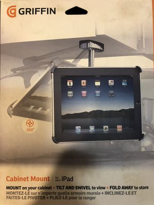 New kitchen cabinet mount for iPad for Sale in Clovis, CA