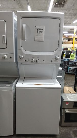 Stacked washer and dryer by GE for Sale in West Covina, CA