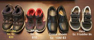 Jordan, nike, perry ellis-Toddler shoes for Sale in Virginia Beach, VA