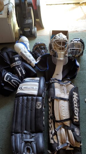 Full set of hockey equipment for Sale in Norman, OK