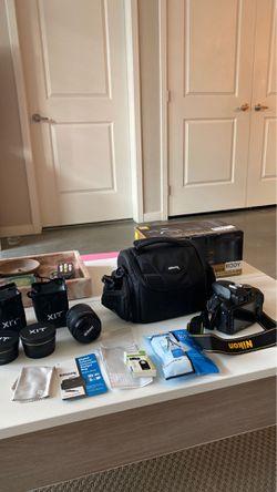 Nikon D3400 18-55 VR+ for Sale in Denver,  CO
