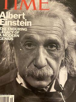 TIME Albert Einstein for Sale in Vista,  CA