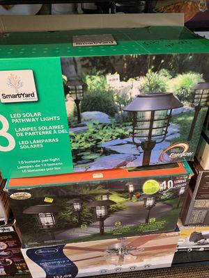 Solar lights for Sale in Modesto, CA