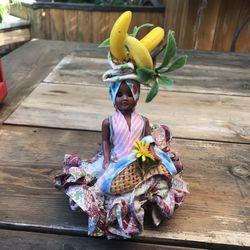 Vintage 1960 Puerto Rico Souvenier Doll for Sale in Orange,  CA