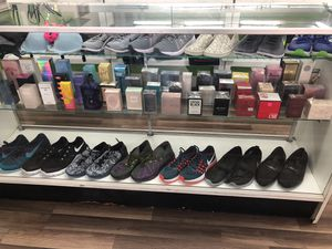 Shoes, backpack, perfumes & more for Sale in Tampa, FL