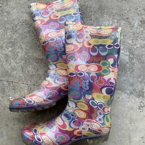 Coach Rain Boots for Sale in El Monte, CA