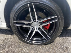 18inch rims and tires for Sale in Columbus, OH