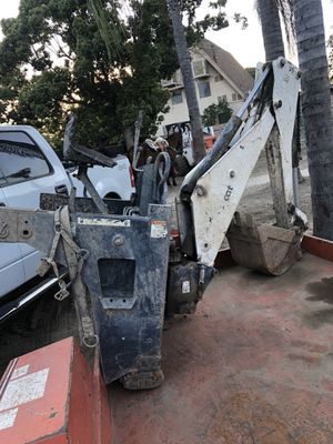 Bobcat Backhoe Attachment for Sale in Los Angeles, CA