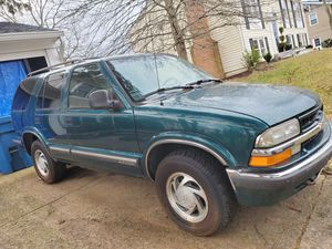 1995 4WD Chevy Blazer - NEEDS WORK! for Sale in Herndon, VA