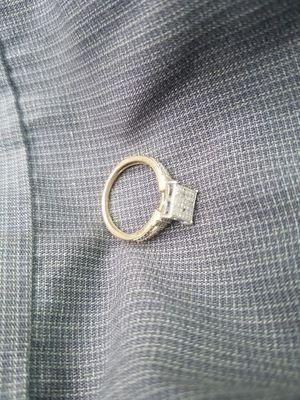 10k nice diamond ring for Sale in US