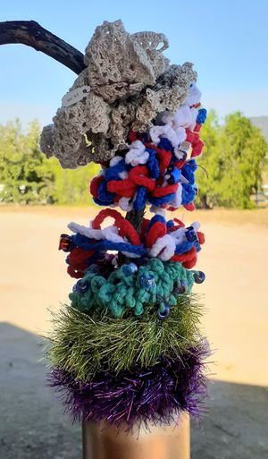 Hand Crocheted Hair Scrunchies for Sale in Hemet, CA