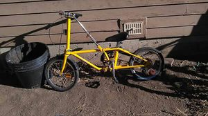Vintage fold up bike for Sale in Colorado Springs, CO