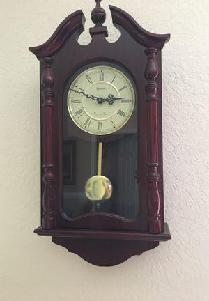 Wood clock for Sale in Hialeah, FL