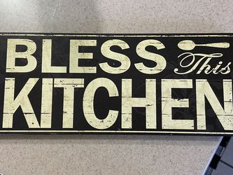 Small Kitchen Sign for Sale in Stafford Township,  NJ