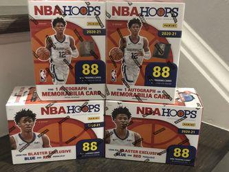 NBA Hoops Blaster Box Lot of 4 for Sale in Reston,  VA