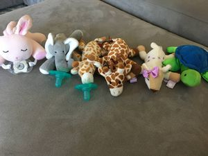 Open Box: Wubba Nub and Dr Brown pacifier for Sale in Lutz, FL