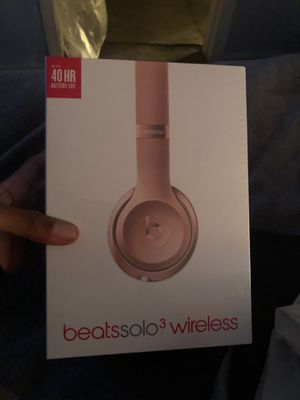 Beats solo 3 for Sale in East St. Louis, IL