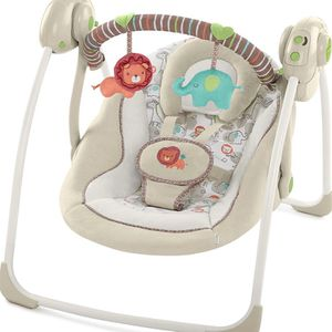 Ingenuity Cozy Kingdom Portable Baby Swing for Sale in New York, NY