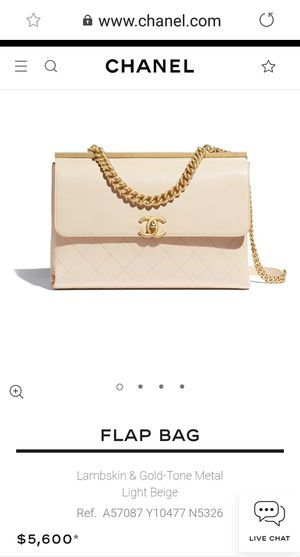 Chanel flap bag for Sale in San Leandro, CA