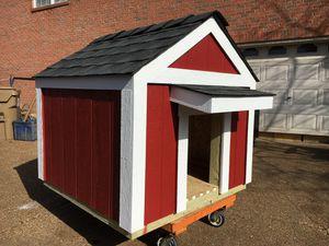 4 x 4 Custom Built Dog House (Heavy Duty) for Sale in Nolensville, TN