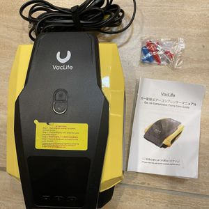 Vaclife Air Compressor Tire Inflator for Sale in Renton, WA