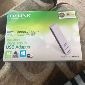 Wireless N - USB Adapter for Sale in Citrus Heights, CA