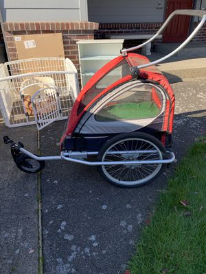 Bike stroller modified for dogs for Sale in Vancouver, WA