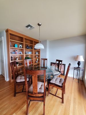 Formal dining table and six chairs for Sale in Tacoma, WA