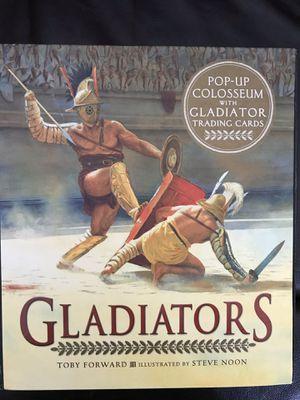 Gladiators Pop-Up Colosseum for Sale in Rustburg, VA