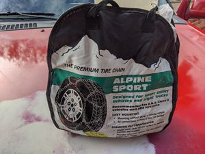 Tire chains! for Sale in Tucson, AZ